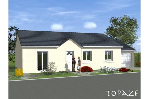 Modèle de maison TOPAZE VS traditionnel  : Photo 1