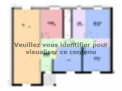 Plan de maison TURQUOISE SOUS SOL traditionnel  : Photo 2