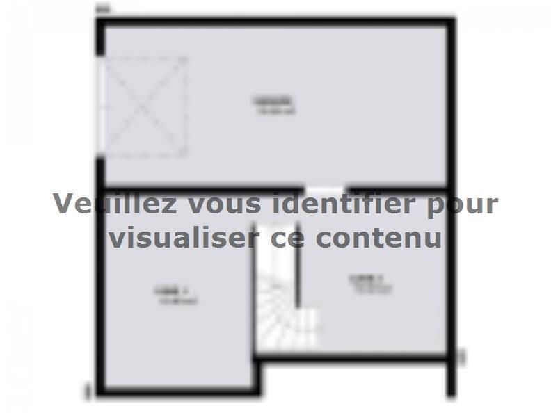 Plan de maison MYKONOS SOUS SOL : Vignette 1