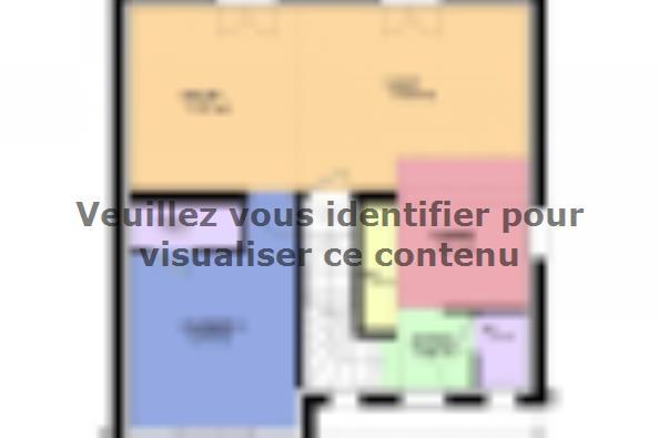 Plan de maison MYKONOS SOUS SOL  : Photo 2