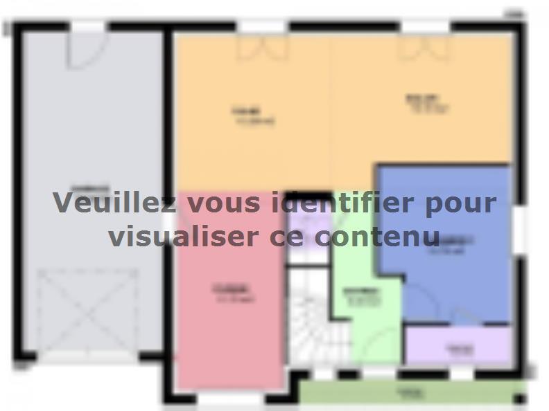 Plan de maison MYKONOS VS : Vignette 1