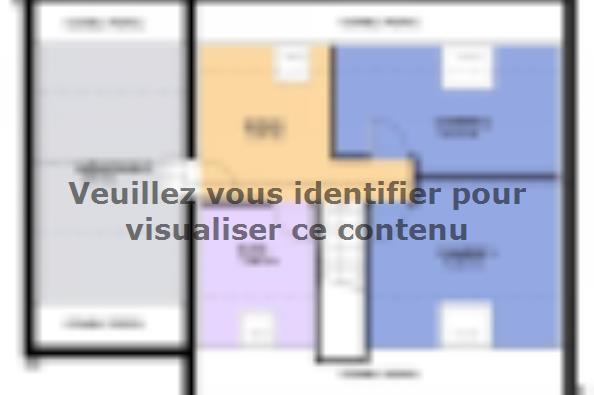 Plan de maison MYKONOS VS  : Photo 2