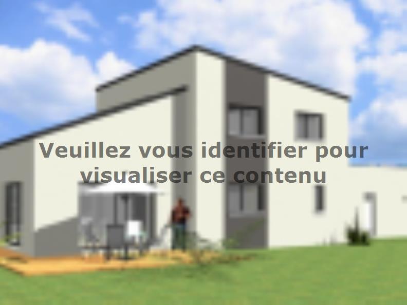 Modèle de maison Avant-Projet HERBIERS - 140 m2 - 4 chambres : Vignette 2