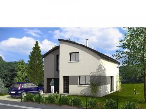 Avant-Projet GUERINIERE - 90 m2 - 3 chambres