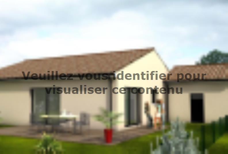 Modèle de maison Avant-Projet MALLIEVRE - 100 m² - 3 chambres : Vignette 2