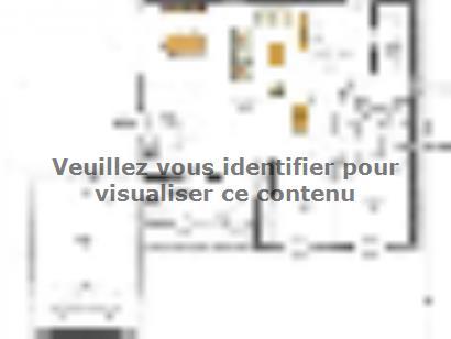 Plan de maison Avant-Projet MALLIEVRE - 100 m² - 3 chambres 3 chambres  : Photo 1