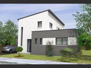Avant-Projet BEAUREPAIRE - 130 m2 - 4 chambres