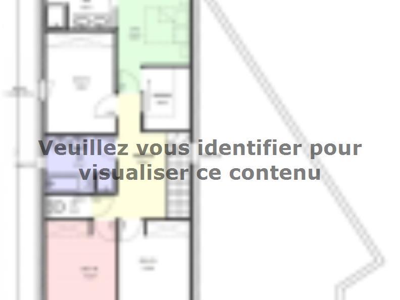 Plan de maison Avant-Projet CEZAIS - 130 m2 - 5 chambres : Vignette 2