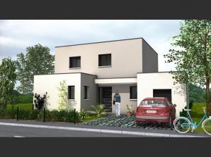 Avant-Projet CLOUZEAUX - 110 m² - 3 chambres