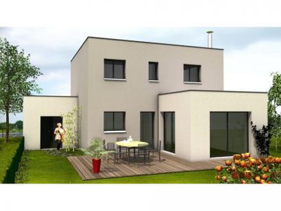 Modèle de maison Avant-Projet CLOUZEAUX - 110 m² - 3 chambres 3 chambres  : Photo 2