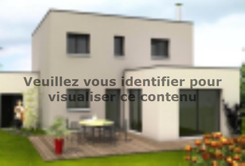 Modèle de maison Avant-Projet CLOUZEAUX - 110 m² - 3 chambres : Vignette 2