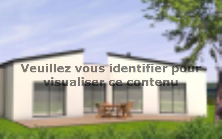 Modèle de maison Avant-Projet CHALLANS - 130 m2 - 4 chambres : Vignette 2
