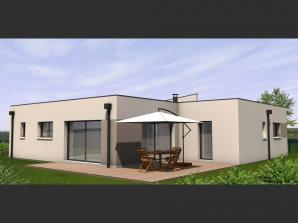Avant-Projet LES EPESSES - 120 m² - 4 chambres