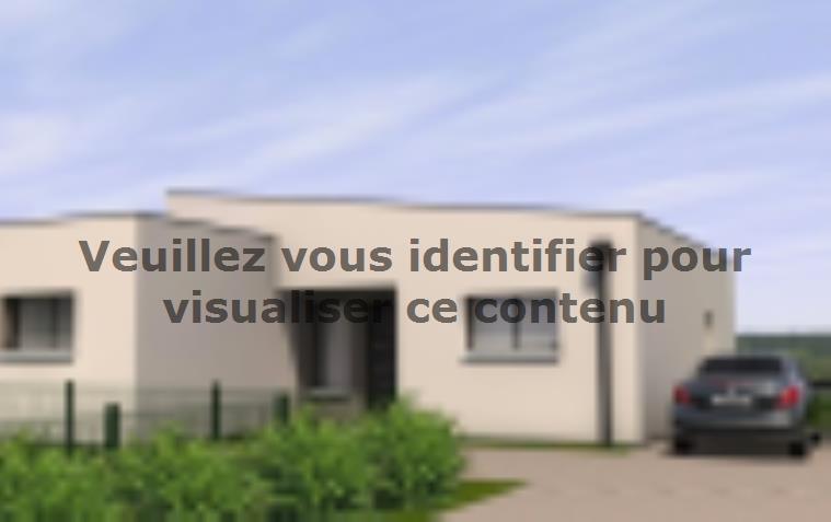 Modèle de maison Avant-Projet LES EPESSES - 120 m² - 4 chambres : Vignette 2