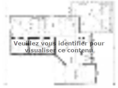 Plan de maison Avant-Projet FOUGERE - 140 m² - 4 chambres 4 chambres  : Photo 1