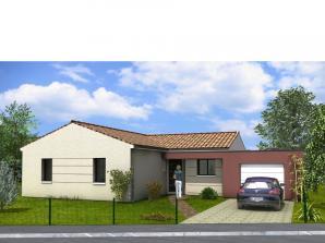 Avant-Projet AIZENAY - 96 m2 - 3 chambres