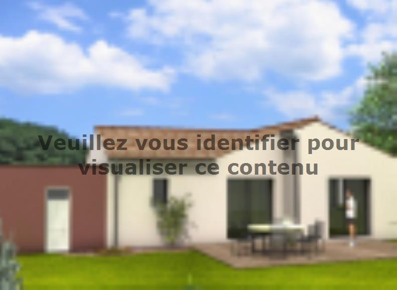 Modèle de maison Avant-Projet AIZENAY - 96 m2 - 3 chambres : Vignette 2