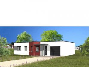 Avant projet TALMONT ST HILAIRE 83m² - 3chambres