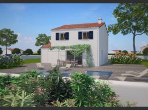 Avant-projet LA CHATAIGNERAIE - 91 m² - 3 chambres