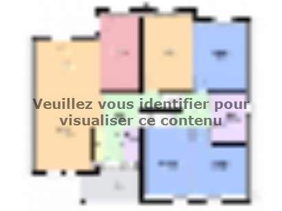 Plan de maison QUARTZ  : Photo 2