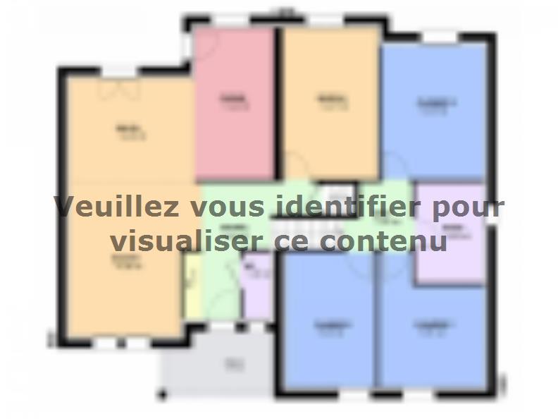 Plan de maison QUARTZ : Vignette 2