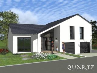 Modèle de maison: QUARTZ