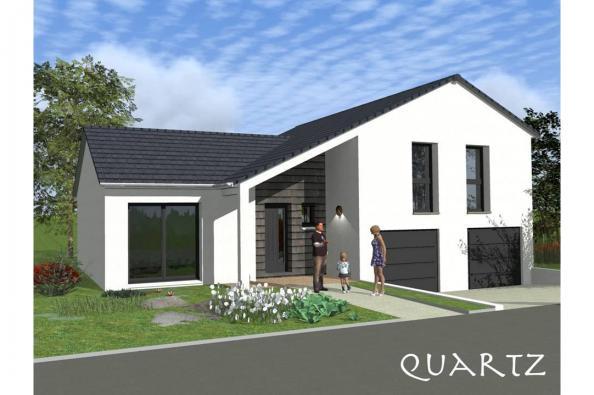 Modèle de maison QUARTZ  : Photo 1