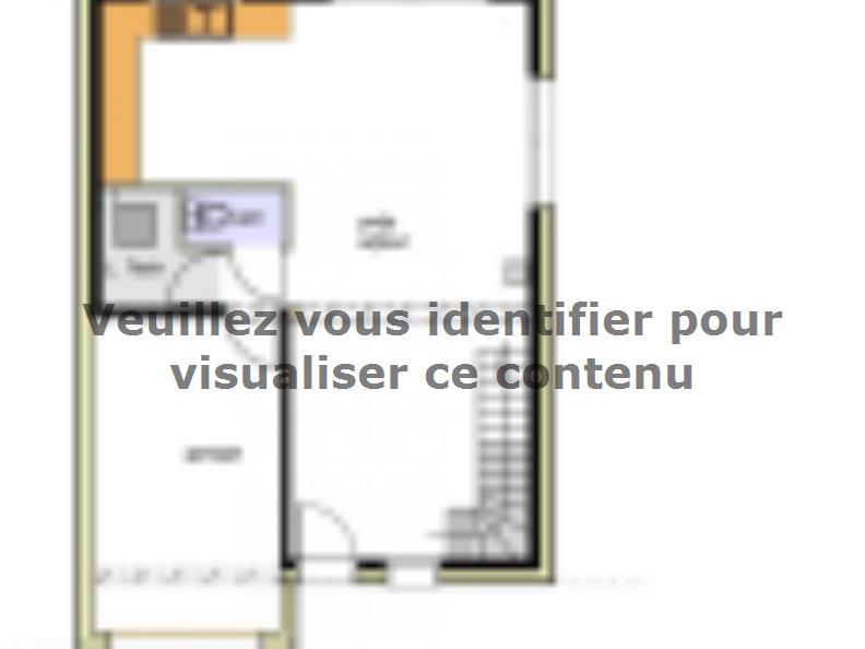 Plan de maison Avant projet AUBIGNY - 100M² - 4 chambres : Vignette 1
