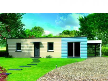 Modèle de maison Avant-Projet MONCOUTANT 3 chambres  : Photo 1