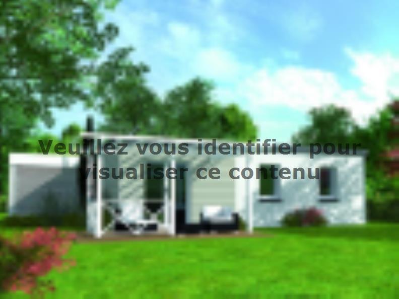 Modèle de maison Avant projet St Maxire : Vignette 2