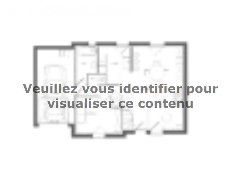 Modèle de maison Maison avec garage et combles aménageables : Vignette 2
