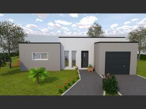 AVANT PROJET Fillé - 90 m² - 3 chambres