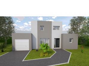 AVANT PROJET Lemans - 120 m² - 3 chambres