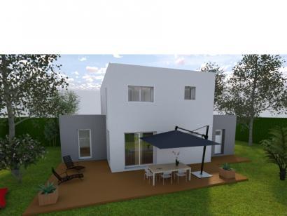 Modèle de maison AVANT PROJET Lemans - 120 m² - 3 chambres 3 chambres  : Photo 2