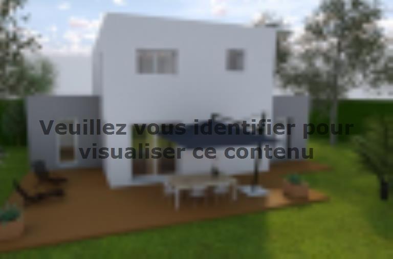 Modèle de maison AVANT PROJET Lemans - 120 m² - 3 chambres : Vignette 2