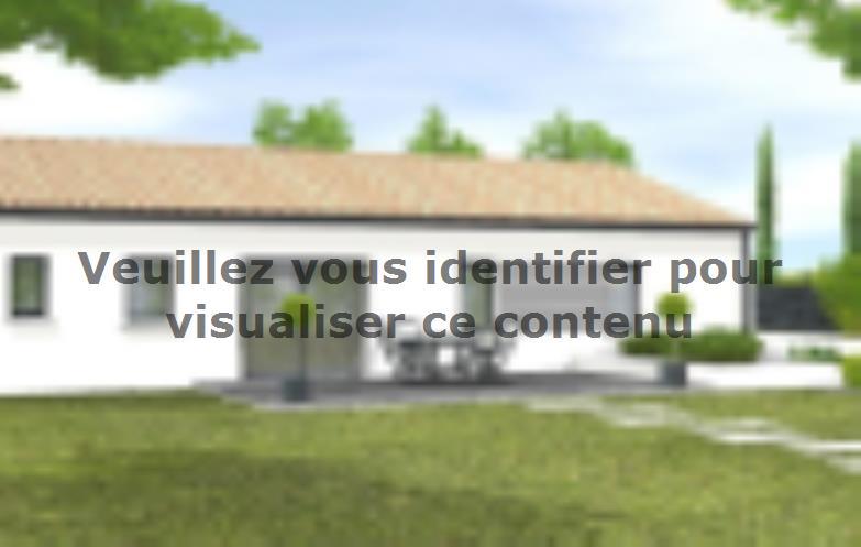 Modèle de maison Avant projet NIORT  89 m² - 4 chambres : Vignette 2