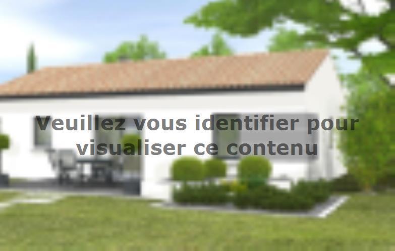 Modèle de maison Avant-Projet AIZENAY  81 m² - 3 chambres : Vignette 2