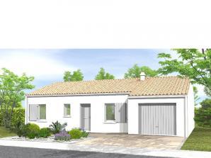 Avant-projet La Roche Sur Yon  79m² - 3 chambres