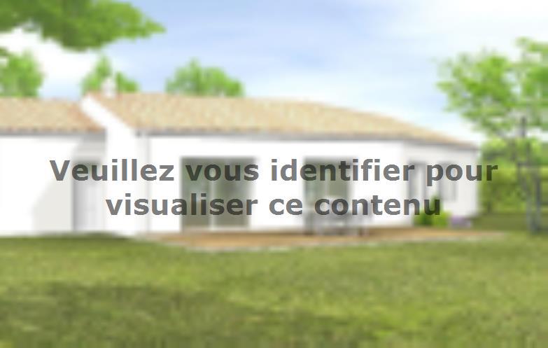 Modèle de maison Avant-Projet LES SORINIÈRES - 85 m² - 3 chambres : Vignette 2