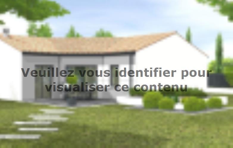 Modèle de maison Avant-projet MALLEZAIS - 90 m² - 3 chambres : Vignette 2
