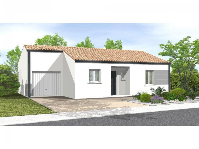 Modèle de maison AVANT PROJET EVRUNES 2 CHAMBRES : Vignette 1