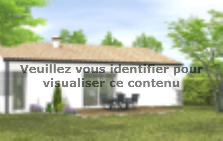 Modèle de maison AVANT PROJET EVRUNES 2 CHAMBRES : Vignette 2