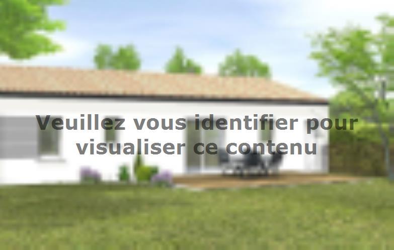 Modèle de maison Avant-projet St Etienne Du Bois 3 Chambres : Vignette 2