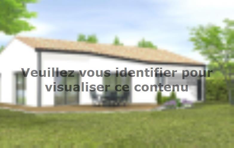 Modèle de maison Avant-Projet Rosnay 3 Chambres + 1 bureau : Vignette 2