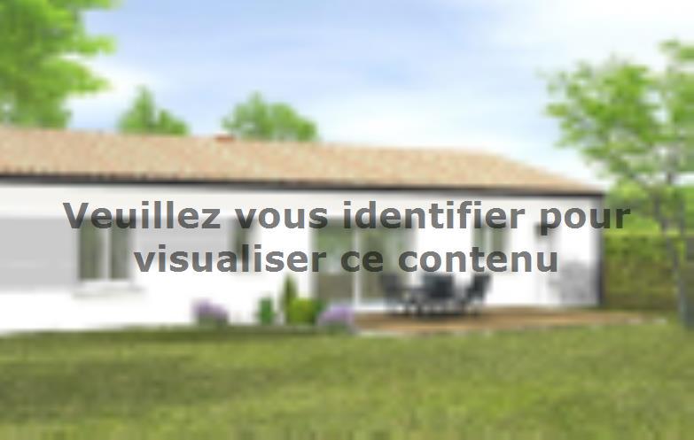 Modèle de maison Avant-Projet La Génetouze 3 chambres : Vignette 2