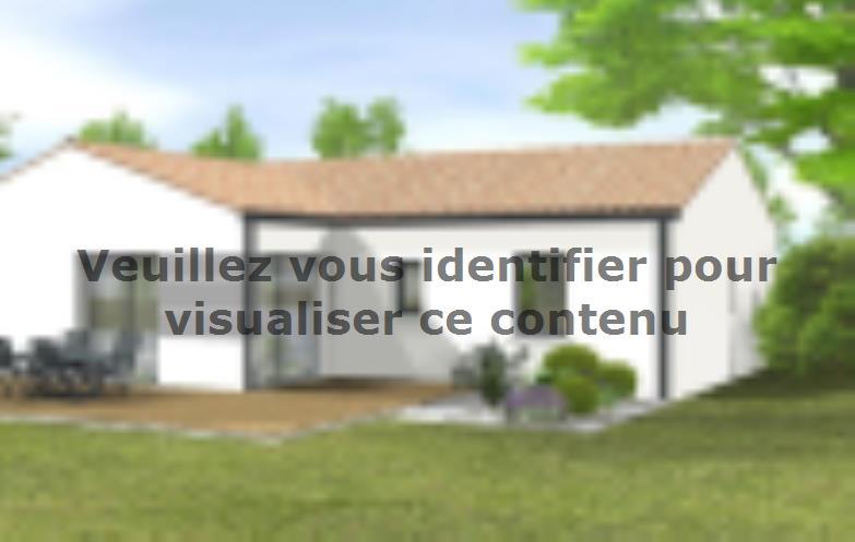 Modèle de maison Avant-projet Magné 3 chambres : Vignette 2