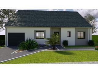 AVANT PROJET PARIGNE L'EVEQUE - 85 m² - 3 chambres
