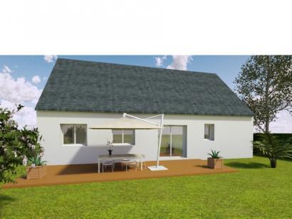Modèle de maison AVANT PROJET PARIGNE L'EVEQUE - 85 m² - 3 chambres 3 chambres  : Photo 2