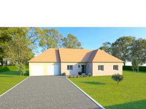 AVANT PROJET CHATEAU DU LOIR- 125 m² - 2 chambres