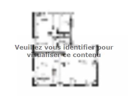 Plan de maison AVANT PROJET Moncé - 90 m² - 3 chambres 3 chambres  : Photo 1
